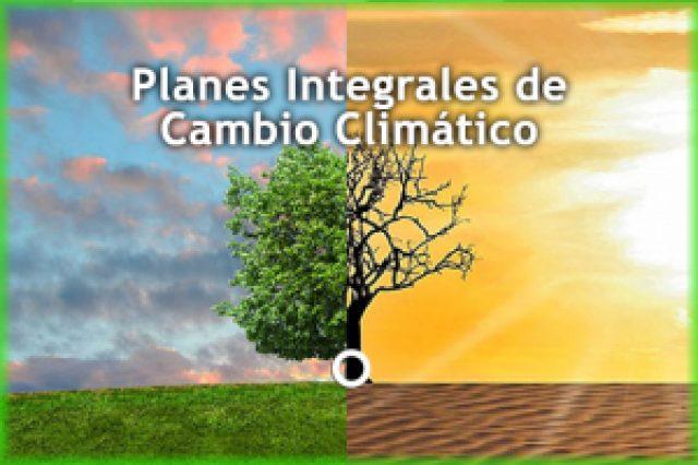 Planes integrales de cambio climático