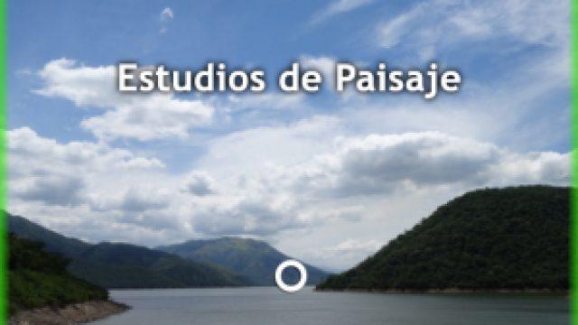 Estudios de paisaje