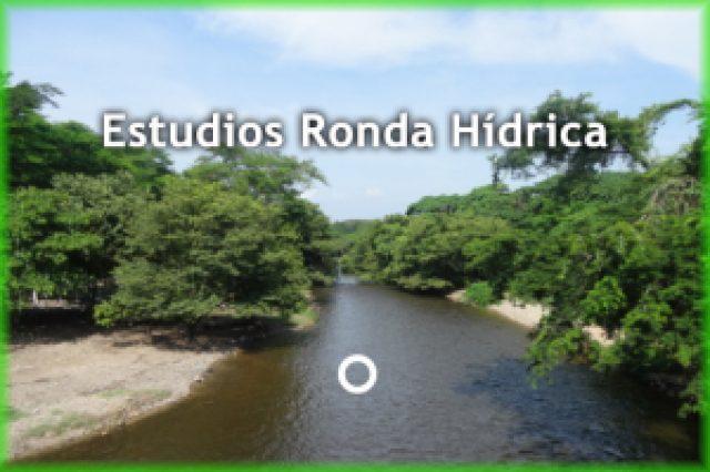 Estudios ronda hídrica