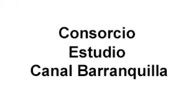 Consorcio Estudio Canal Barranquilla