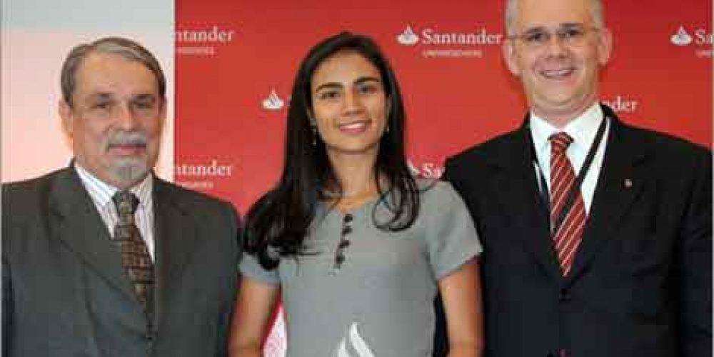 Premio Santander Emprendimiento, Ciencia e Innovación