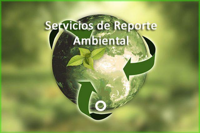Servicios de Reporte Ambiental